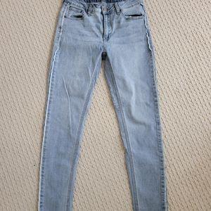 NWOT JustBlackDenim Side Stripe Skinny Jeans